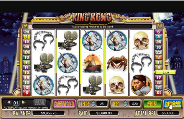 King_Kong_Spilleautomat
