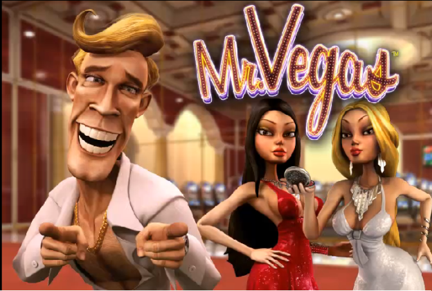 Mr-Vegas-Spilleautomat