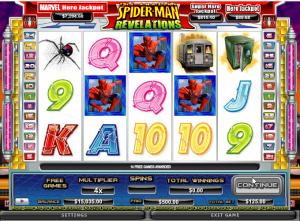Spider_man_spilleautomat